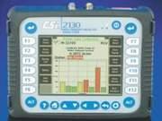 CSI 2125,  CSI 2130 – вибродиагностика,  уровень вибрации,  измерение виб